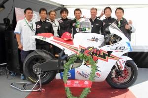 Team MUGEN TT Zero Challenge