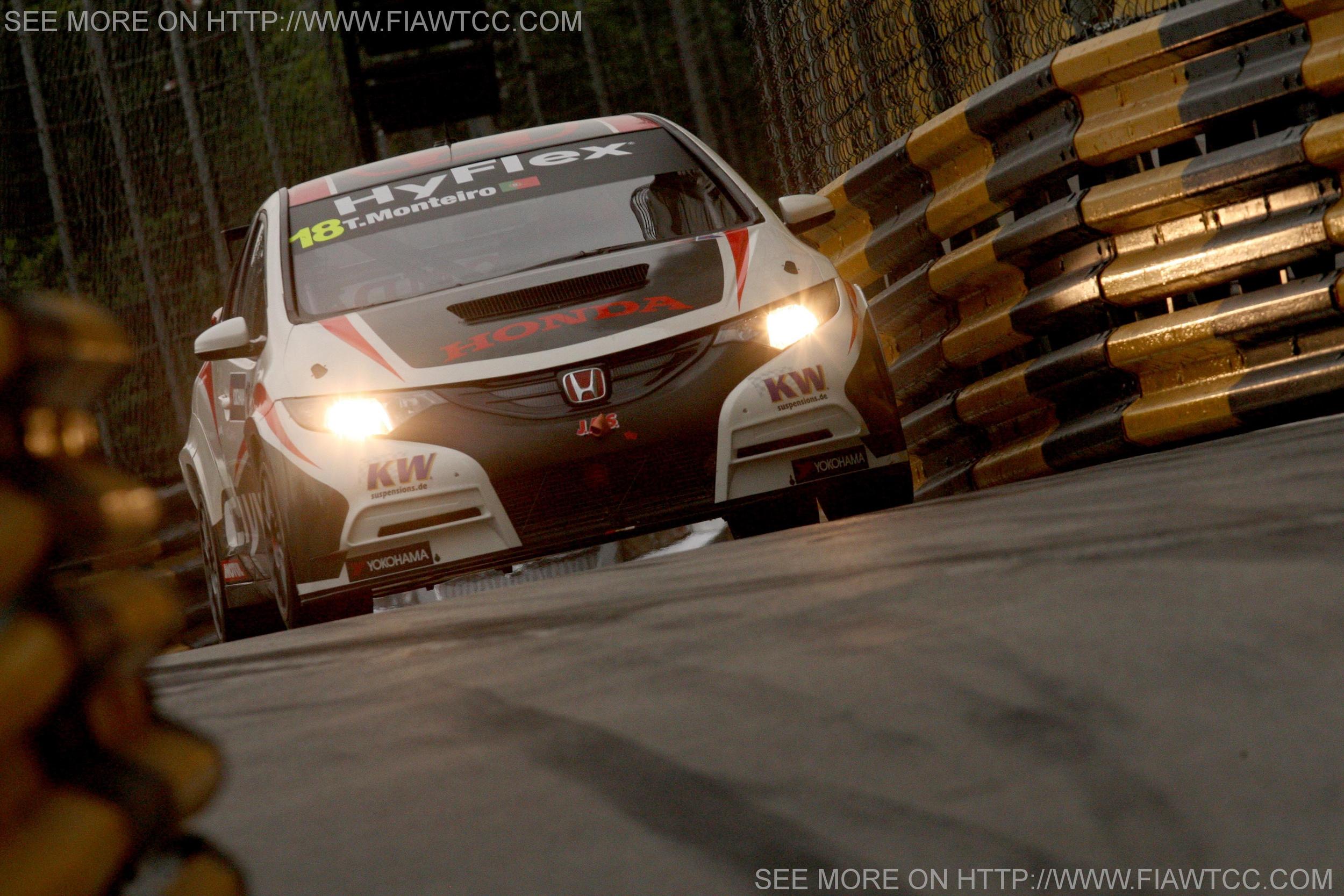2012 Macau WTCC Grand Prix
