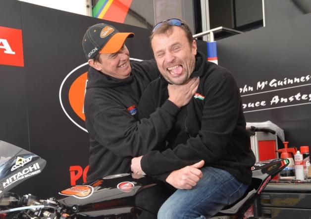John & Bruce 1