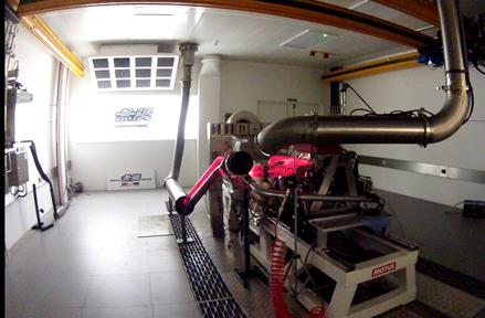 Dyno TCR exhaust